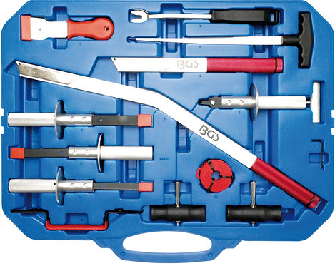 BGS Windshield Removal Tool Kit   14 pcs   96500