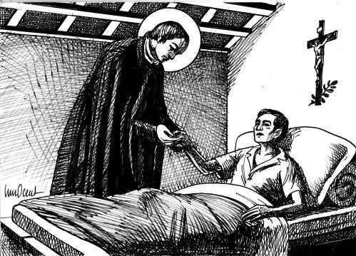 Saint Jean-Baptiste de Rossi