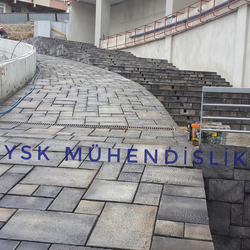 Stonewrap Zemin Kaplama Taşı İstanbul Ana Bayi