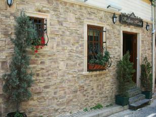 Taş evler - Taş Duvar Modelleri