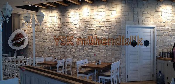 Duvar taş kaplama fiyatları, taş duvar modelleri