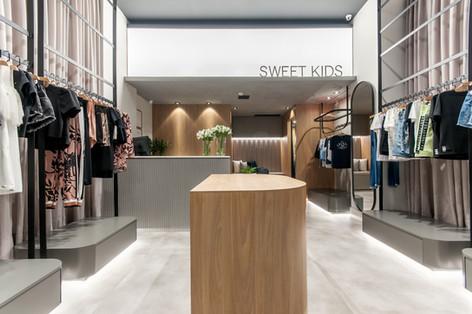 Comercial Sweet Kids II