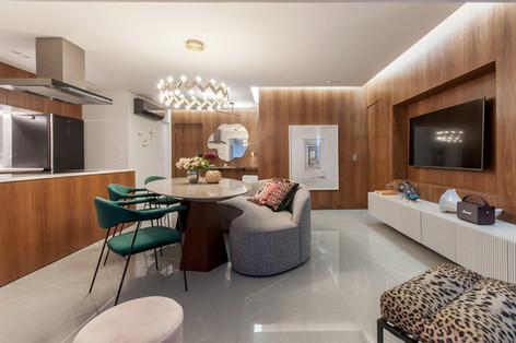 Apartamento C.F.