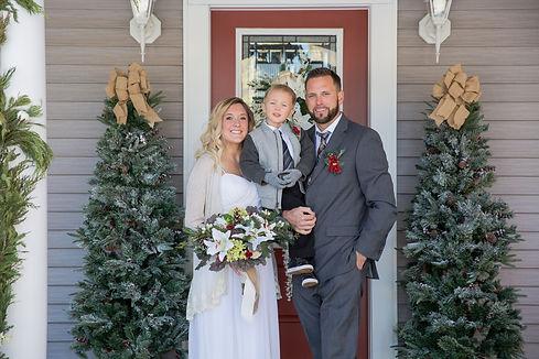 Intimate Wedding & Elopement
