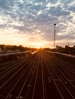 landscape-view-of-railway-station-during