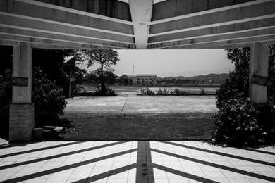Série photographies noir et blanc Alexandre Alloul