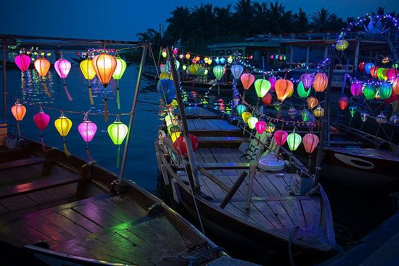 Lampions à Hoi-an (Hoi-an / Vietnam)