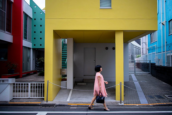 """Fashion Police"" (Tokyo / Japan) - 2018"