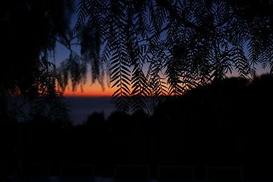 Série photographies heure bleue nocturne de nuit tombée de la nuit Alexandre Alloul