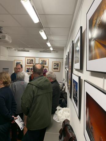 Vernissage @Galerie Daguerre Paris 14