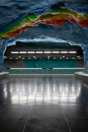 """Quiet Rainbow"" (Stockholm / Sweden)"