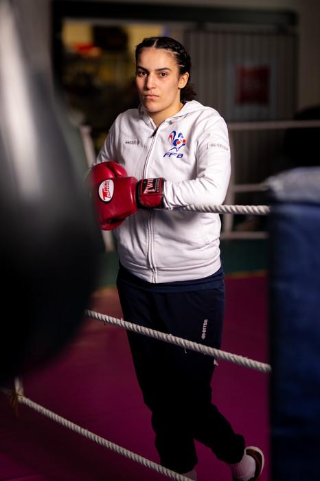 Fatia, la boxeuse féministe qui en a dans la tête et dans les poings.