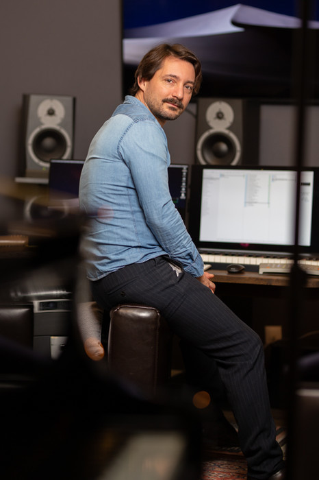 Mathieu, le compositeur qui a des envies de Fugue.