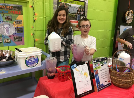 Enosburgh Students Get Fueled Up