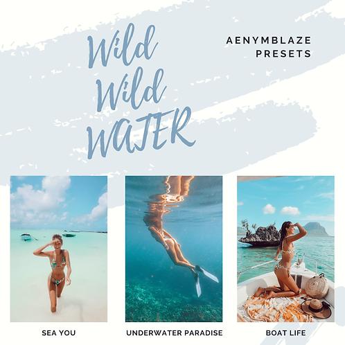 Wild Wild WATER- PRESET PACK