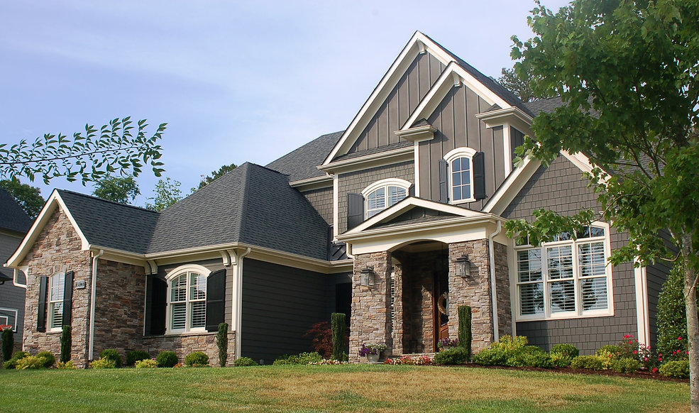 Custom Homes in River Run, Davidson NC
