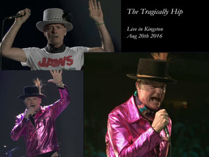 The Tragically Hip Live In Kingston - Farewell to Gord Downie