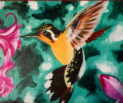 Nana's Hummingbird
