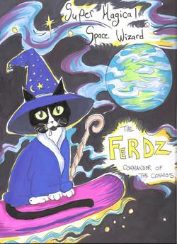 Super Magical Space Wizard
