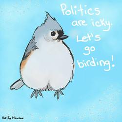 Let's Go Birding!