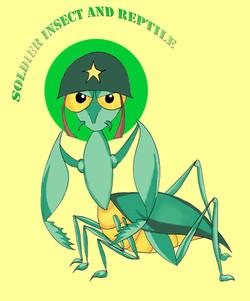 Soldier Mantis