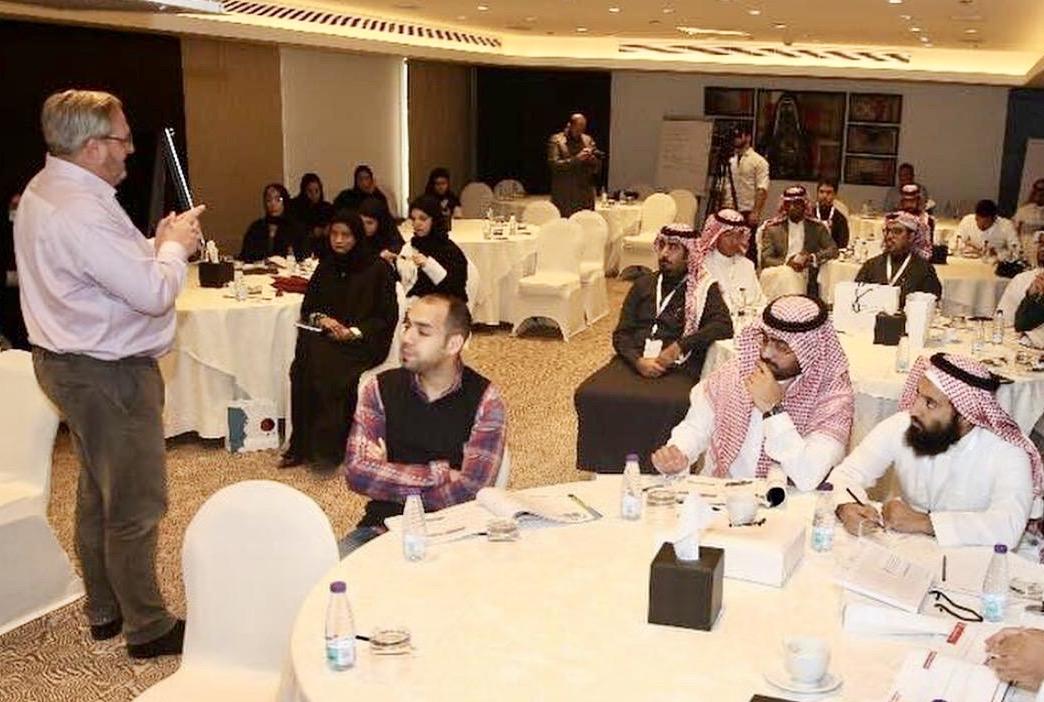 Teaching in Saudi Arabia