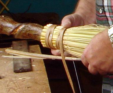 hands-brooms