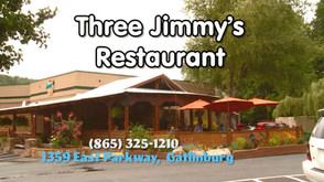 THREE JIMMY'S RESTAURANT