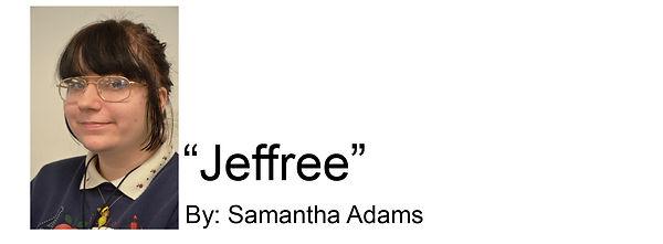 Artist bio spring semester Samantha Adam