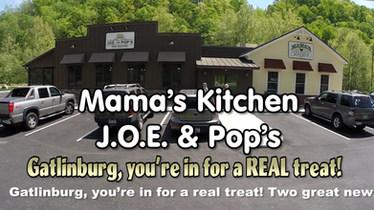 MAMA'S KITCHEN JOE & POP'S