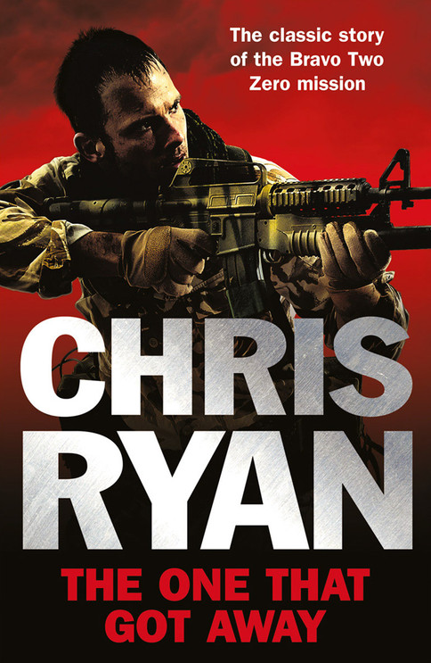 the one that got away chris ryan.jpg