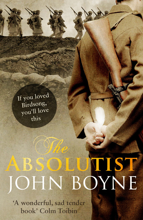 the absolutist John Boyne.jpg
