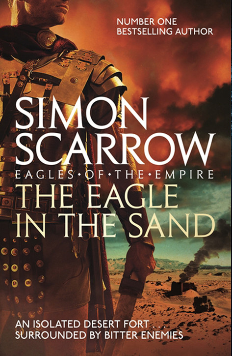 The eagle in the sand simon scarrow.jpg
