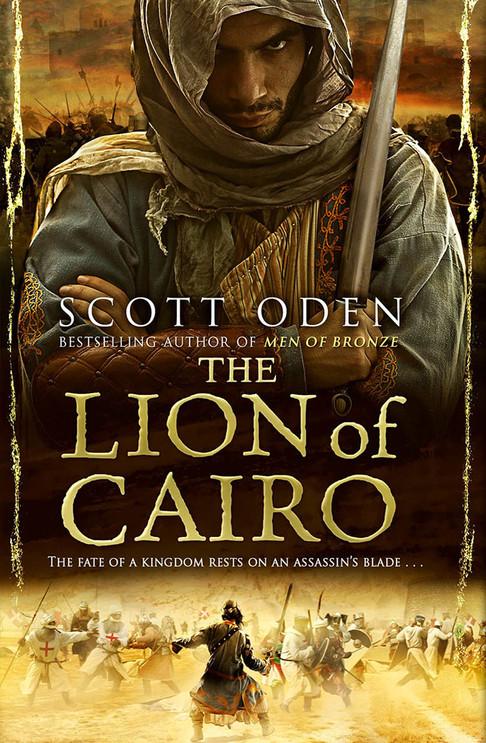 Lion of cairo scott oden.jpg