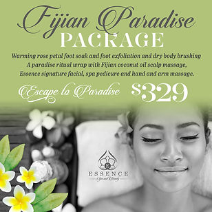 ES&B Facebook (Fijian Paradise Package).
