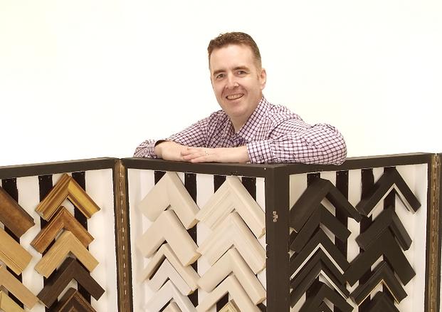 David Kearney owner of Concept Framing