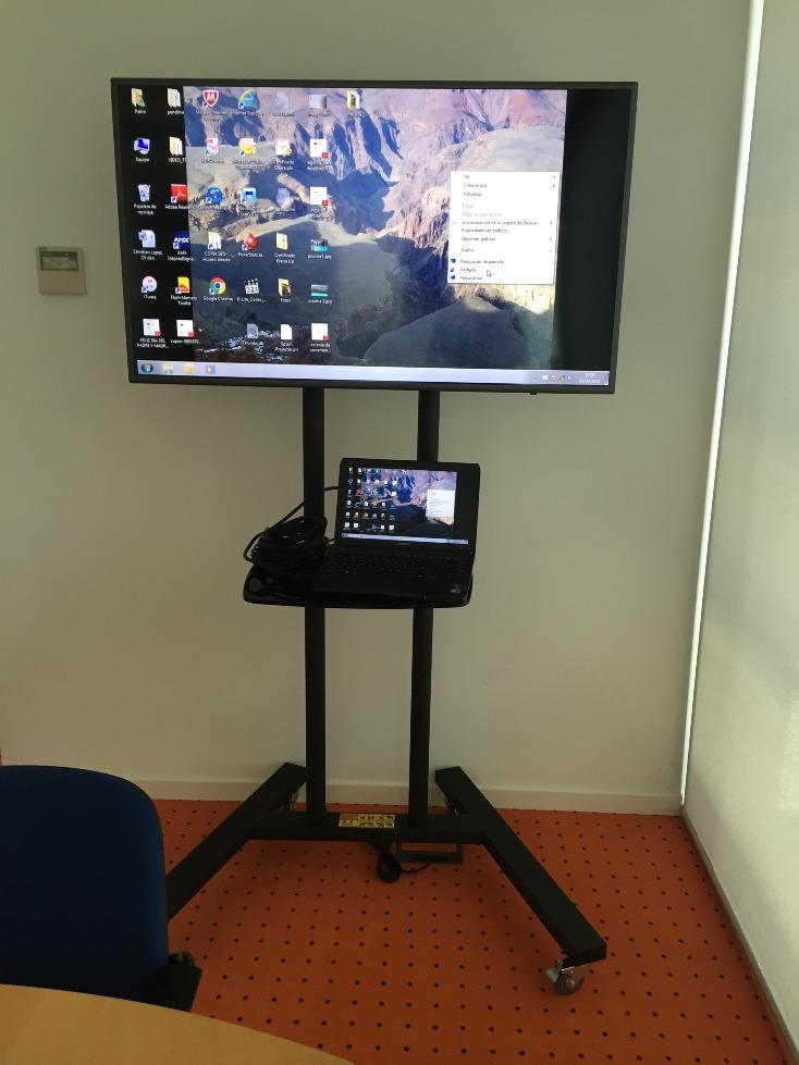 Carro Videoconferencia