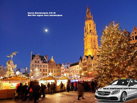 Kerstmarkt Antwerpen 2018