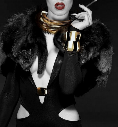 BODYAMR • Accessories AW 12