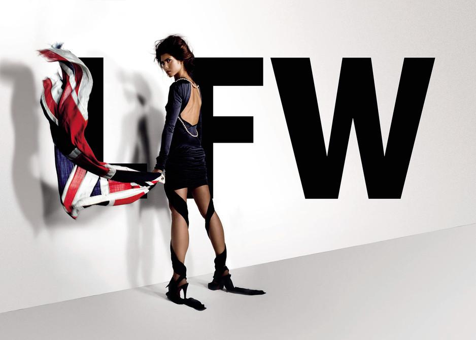 London Fashion Week  x BODYAMR