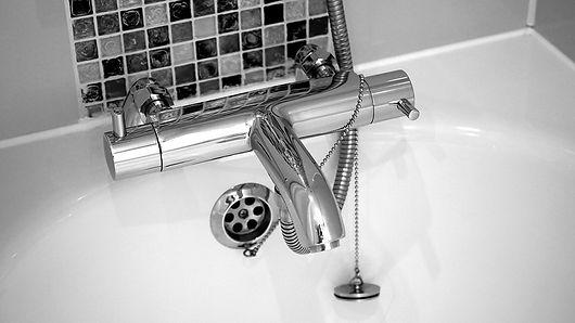 Custom bathtub faucet