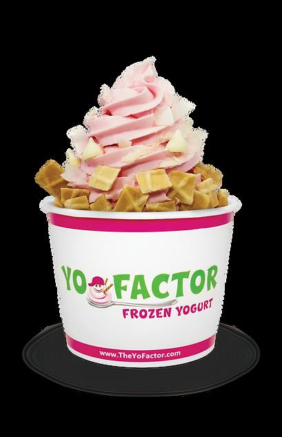 YoFactor_ StrawberryCupWithToppings_Crop