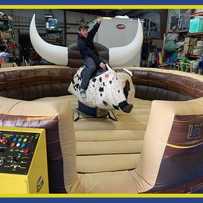 Mechanical Bull Ride