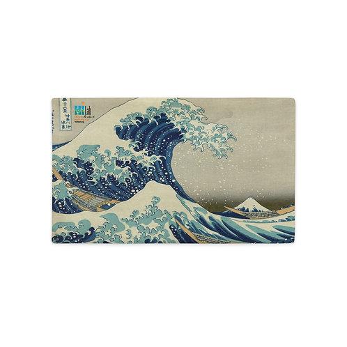 Hokusai Wave Premium Pillow Case