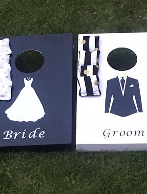 Bride vs Groom mini game