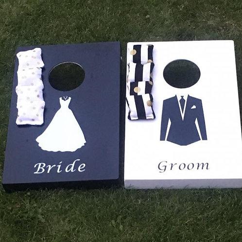 Bride vs Groom mini game