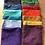 Thumbnail: Solid colour cornhole bags -set of 8