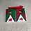 Thumbnail: Customised flag mini set