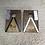 Thumbnail: Mini cornhole boards with 8 x throwing bags