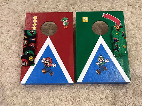 Mario vs Luigi mini set